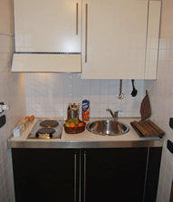 Casa Navona Apartments Rome - Kitchen